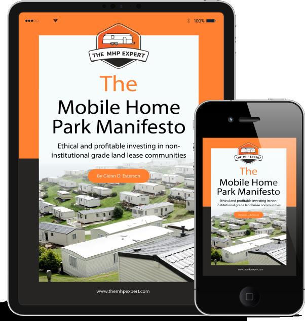 Mobile Home Park Manifesto